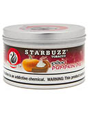 Pumpkin Pie Starbuzz Hookah Tobacco