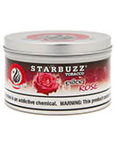 Rose Starbuzz Hookah Tobacco