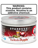 Turkish Apple Starbuzz Shisha