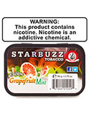 Grapefruit Mint Starbuzz Bold Hookah Tobacco