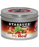 Spicy Red Starbuzz Hookah Tobacco