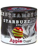 Starbuzz Shisha Steam Stones - Apple Doppio Flavor