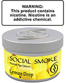 Lemon Drop Social Smoke Shisha