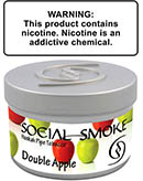 Double Apple Social Smoke Shisha