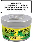 Lemon Chill Social Smoke Shisha