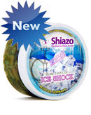 Ice Shock Shiazo Shisha Steam Stones