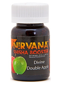 Divine Double Apple Nirvana Shisha Booster