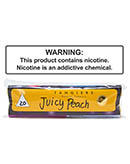 Juicy Peach Tangiers Hookah Tobacco