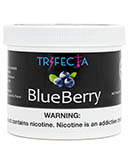 Trifecta Blueberry Dark Shisha Tobacco Flavor
