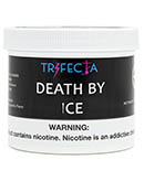 Trifecta Death By Ice Dark Shisha Tobacco Flavor