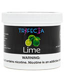 Trifecta Dark Lime Shisha Tobacco Flavor