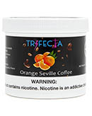 Trifecta Dark Orange Seville Coffee Shisha Tobacco Flavor