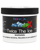 Trifecta Twice The Ice X Blonde Shisha Tobacco Flavor