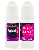 Appletini Pink Spot E-Liquid -12ml Bottle