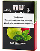 Two Apple Mint Nu Shisha Tobacco