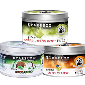 Starbuzz Bold 100g Triple Pack