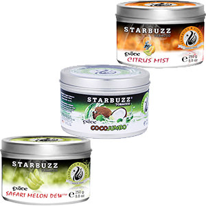 Starbuzz 250g Triple Pack
