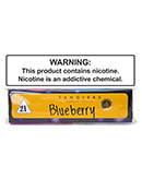 Blueberry Tangiers Hookah Tobacco